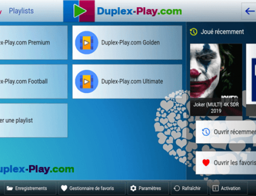 How to activate the DuplexPlay App