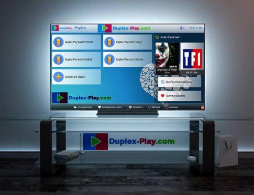 DuplexPlay app